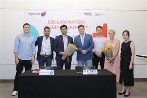 RMIT hợp tác với Mindshare Việt Nam nâng cao trải nghiệm học cho sinh viên ngành sáng tạo