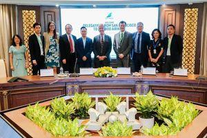 Khuyến khích Bamboo Airways chọn San Francisco cho đường bay thẳng Việt - Mỹ