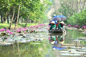 Thanh Hóa: Vĩnh Lộc tìm hướng đi mới trong phát triển du lịch
