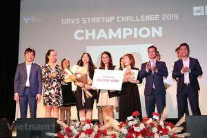 'The Sister Bag' giành chức Quán quân tại cuộc thi khởi nghiệp cho sinh viên người Việt tại Australia