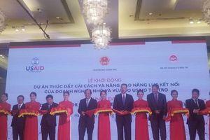 Hoa Kỳ hỗ trợ doanh nghiệp Việt Nam vào chuỗi cung ứng