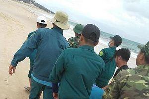 Đã tìm thấy thi thể nam thanh niên mất tích tại bãi biển Hòn Gầm