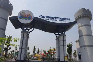 Bố bé trai đuối nước ở Công viên Thanh Hà: 'Trong giờ hoạt động người trực đâu'?
