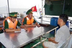 Bà Rịa – Vũng Tàu:Truy nguồn gốc 12 sà lan chở cát không giấy tờ