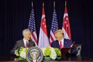 Mỹ sẽ sử dụng cơ sở quân sự Singapore thêm 15 năm