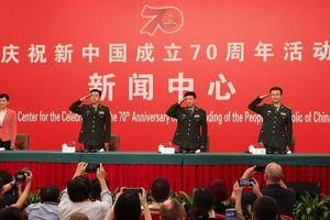 15.000 người tham gia Lễ duyệt binh nhân dịp Quốc khánh ở Trung Quốc