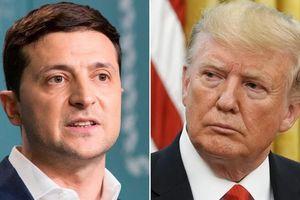 Ép Ukraine điều tra con đối thủ, ông Trump có nguy cơ bị luận tội?