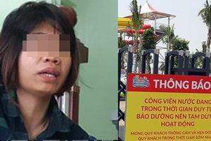 Nỗi đau đớn và tuyệt vọng của mẹ bé trai 6 tuổi tử vong tại Công viên nước Thanh Hà