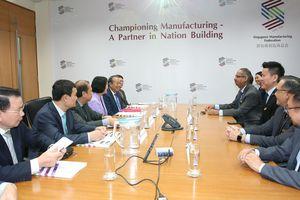 Thị trường Việt Nam đủ lớn cho các kế hoạch kinh doanh của DN Singapore thành công