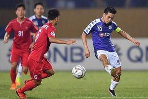 Hà Nội FC đánh rơi chiến thắng trong tiếc nuối