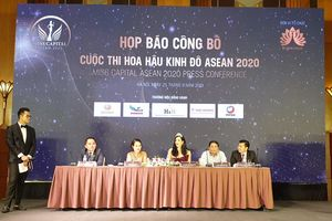 Lần đầu tiên tổ chức Hoa hậu Kinh đô ASEAN 2020