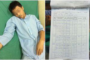 Phòng Giáo dục Bắc Quang sẽ làm nghiêm vụ học sinh bị bạn đánh nhập viện