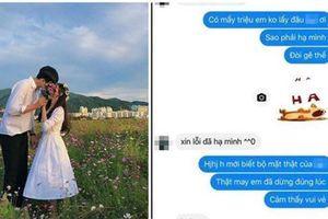 Thêm pha chia tay đòi quà khó tin: Đằng trai đòi từ tiền chụp ảnh đến nhẫn cầu hôn, cô nàng còn tiết lộ chi tiết sốc hơn