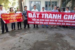 UBND TP Cần Thơ không thể can thiệp vụ người dân yêu cầu dừng mua bán nợ