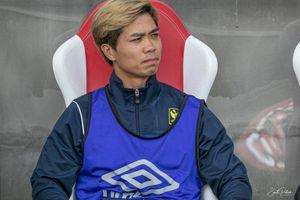 Công Phượng được điền tên đấu Cup Quốc gia Bỉ