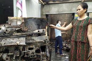 Khắc phục sự cố nổ trạm biến áp ở Hà Tĩnh