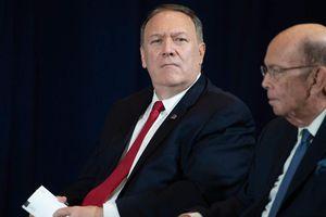 Mỹ giáng đòn trừng phạt mới lên TQ vì vận chuyển dầu từ Iran