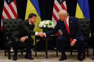 Tổng thống Zelensky tuyên bố ông Trump cam kết giúp Ukraine lấy lại Crimea