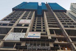 Xây 'lố' 4 tầng, chung cư Housinco Tân Triều bị chuyển hồ sơ sang công an