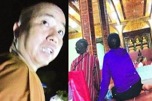 Không liên lạc được với sư thầy Thích Thanh Toàn trụ trì chùa Nga Hoàng