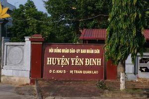 Thanh Hóa: Huyện Yên Định sẽ sửa sai vụ điều động, luân chuyển giáo viên