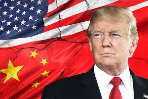 Ông Trump cạn đòn thương chiến, 'bóng' lại về chân TQ