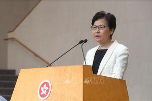 Lần đầu tiên lãnh đạo Khu hành chính đặc biệt Hong Kong đối thoại với dân