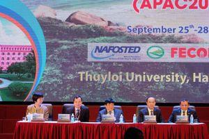 Hội thảo Quốc tế lần thứ 10 vùng Châu Á - Thái Bình Dương về kỹ thuật biển