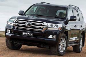 Những điều ít ai biết về huyền thoại Toyota Land Cruiser