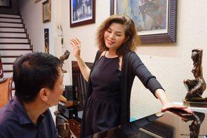 'Nàng thơ' của nhạc sĩ Phú Quang tiết lộ nỗi sợ lớn nhất