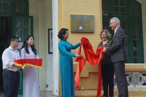 Ngôi trường lâu đời nhất Hà Nội gia nhập mạng lưới Label FrancÉducation (Pháp)
