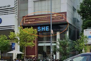 She Beauty: Bị đình chỉ hoạt động, phạt 155 triệu đồng
