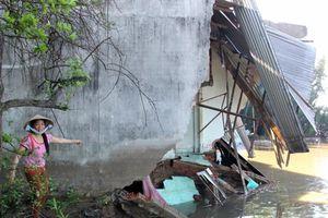TP Hồ Chí Minh: Cảnh báo 37 vị trí sạt lở đặc biệt nguy hiểm và nguy hiểm