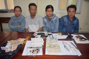 Khởi tố, bắt tạm giam nhóm 'đạo chích' chuyên trộm tiền hòm công đức tại đền chùa