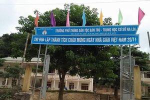 Phát biểu gây sốc của của Phó Bí thư xã Na Loi về chuyện lạm thu ở trường học