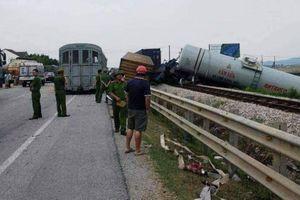 Sau vụ đổ tàu ở Nghệ An, đường sắt đề nghị xóa gấp hơn 4.000 lối đi tự mở