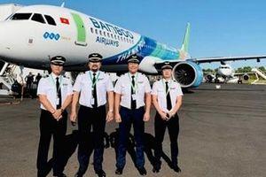 Bamboo Airways được phê chuẩn Giáo trình huấn luyện phi công
