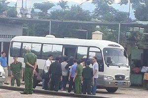 Họp báo thông tin vụ triệt phá tụ điểm người Trung Quốc sản xuất ma túy ở Kon Tum