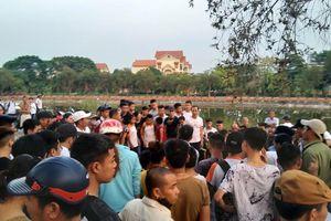 Hải Dương: 2 học sinh lớp 8 tử vong thương tâm tại hồ nước trong khu biệt thự cao cấp