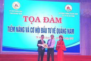 Hội Doanh Nhân Quảng Nam phía Nam 'không còn khoảng cách'