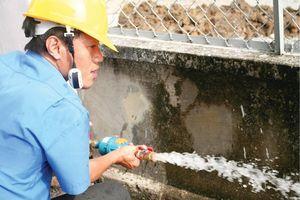 Ô nhiễm đe dọa an toàn cấp nước của TPHCM