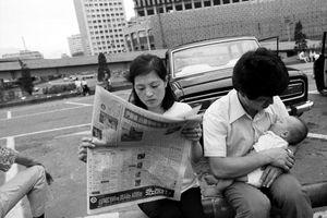 Chứng kiến 'Seoul – 4 thập kỷ hóa siêu đô thị' qua ảnh