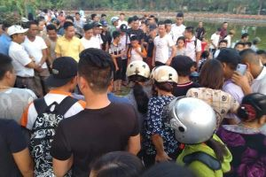 Đi sinh nhật, 2 thiếu niên chết đuối dưới hồ nước khu biệt thự ở Hải Dương
