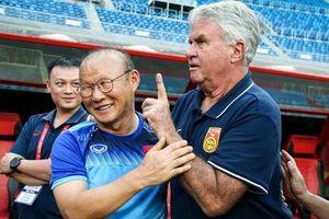 'Trung Quốc sa thải HLV Guus Hiddink không liên quan tới thầy Park'