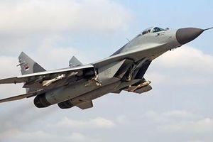 Tiêm kích MiG-29 rơi ở Slovakia, phi công thoát chết kỳ diệu