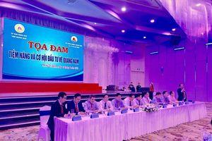 Quảng Nam cam kết hỗ trợ tối ưu doanh nghiệp trở về đầu tư tại tỉnh nhà