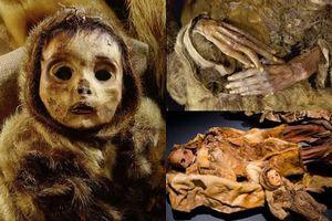 Ám ảnh ánh mắt của xác ướp bé trai 6 tháng tuổi bị chôn sống theo mẹ