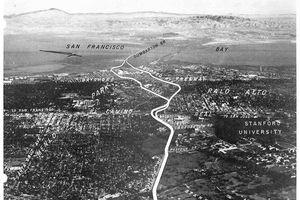 Trước khi Facebook, Apple đến, Thung lũng Silicon trông như thế nào?