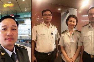An ninh sân bay giúp khách tìm lại 50 triệu đồng