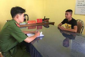 Bắt khẩn cấp đối tượng 17 tuổi chém hỏng xe dân phòng ở Đồng Nai